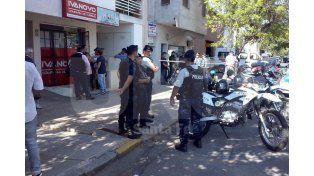 Frustraron un violento asalto y detuvieron a dos ladrones en el macrocentro