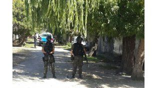 Cuatro detenidos por venta de droga en barrio San Lorenzo
