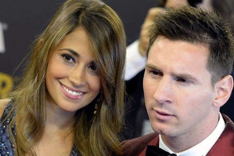 ¿Cómo se llamará el segundo hijo de Messi?