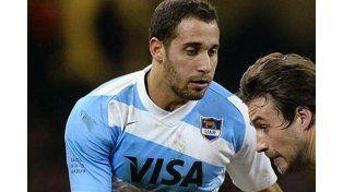 El seleccionado argentino de Rugby se medirá frente a su par de EEUU
