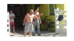 Un hombre armado se atrincheró cuando quisieron decomisarle un ternero