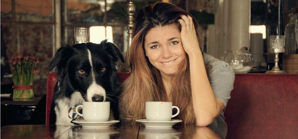 Amores perros: Natalie Pérez se derrite por sus mascotas