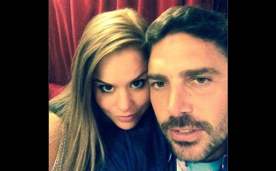 La foto que confirma el romance de Matías Alé