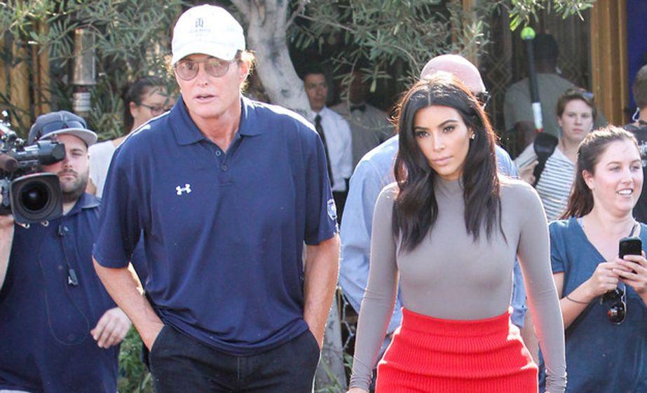 Habló el padrastro de las Kardashian: Soy una mujer, pero no me atraen los hombres