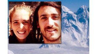 Apareció la pareja de argentinos que estaba desaparecida en Nepal