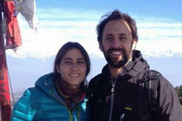 Desesperada búsqueda de una pareja de argentinos tras el terremoto en Nepal