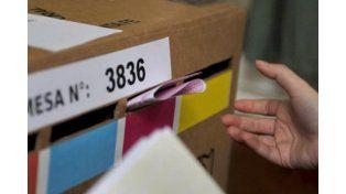 Piden que se reincorpore la casilla de voto en blanco en la Boleta Única