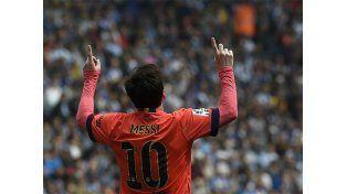 Los nuevos tatuajes de Messi
