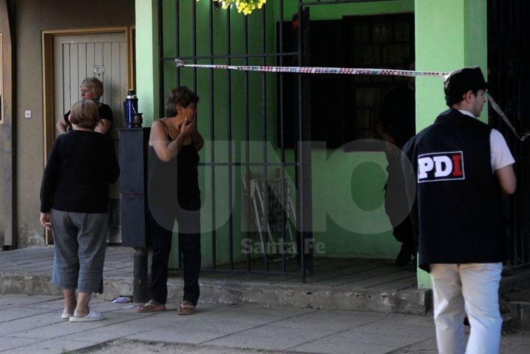 Una mujer golpeada, reaccionó y mató a su novio con una puñalada en El Pozo