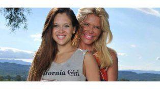 Nazarena y Barbie Vélez filmarán una película con un reconocido actor de Hollywood