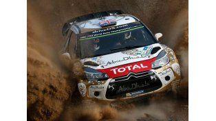 Kris Meeke se quedó con el Rally Mundial de Argentina
