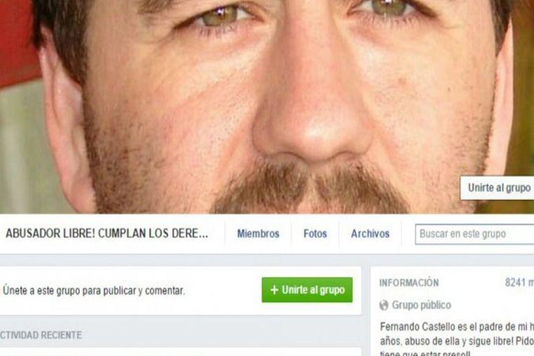 Denuncian en Facebook a un padre que abusó de su hija de 4 años