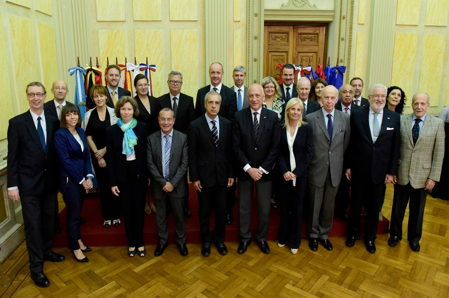 Santa Fe estrecha lazos con la Unión Europea