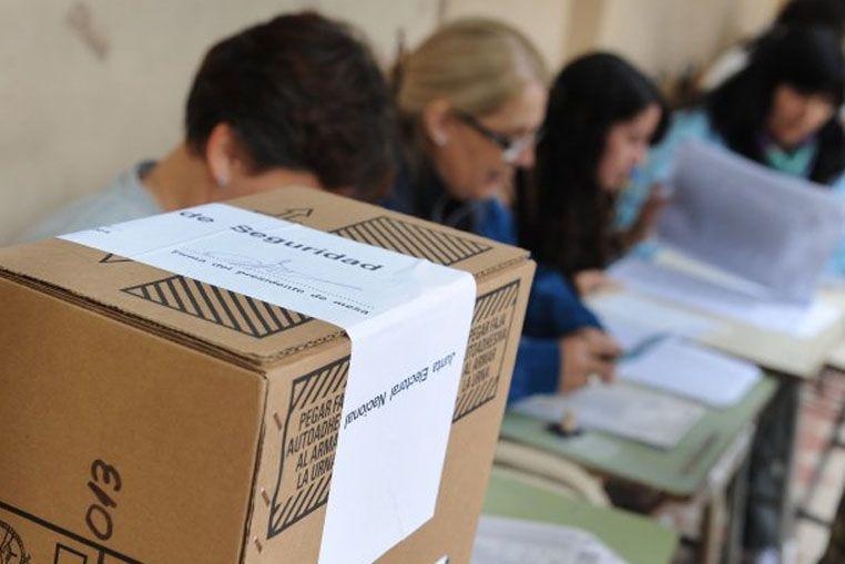 Comenzó el operativo para preparar las elecciones porteñas de este domingo