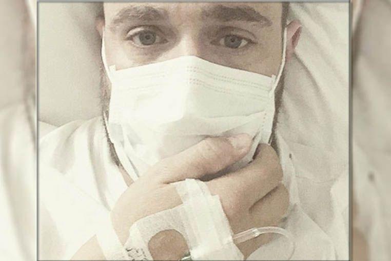 Estuvo 6 días internado con Influenza B