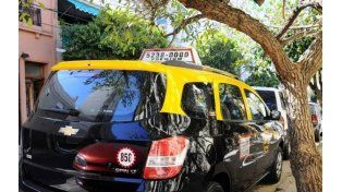El taxista fue denunciado por su propia mujer como el autor de la violación.