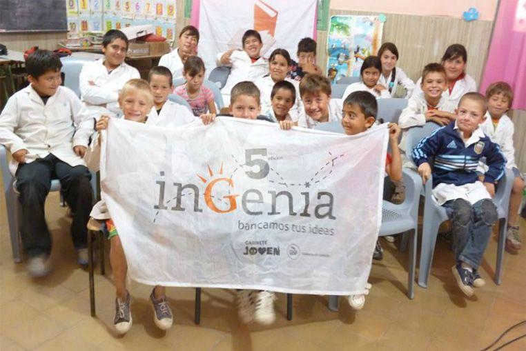 """Se anunciaron los proyectos seleccionados en la sexta convocatoria del programa """"Ingenia. Bancamos tus ideas""""./Secretaría Comunicación Social."""