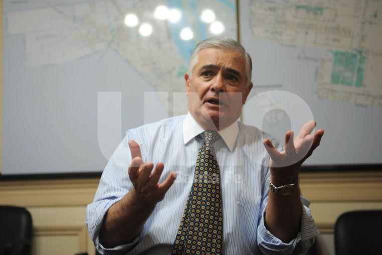 Chaumont dijo que el número de homicidios en la provincia bajó un 20 por ciento