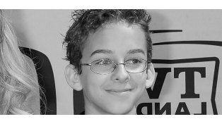 Se suicidó el actor Sawyer Sweeten, de 19 años