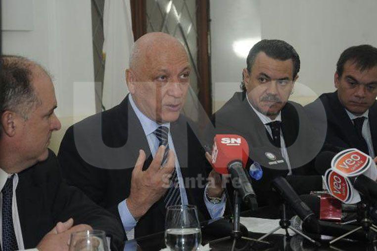 """Bonfatti: """"Vamos a garantizar la transparencia de este gobierno hasta el último día de mi gestión"""""""