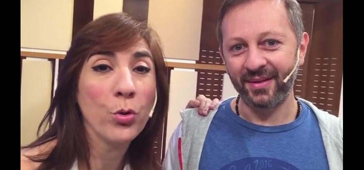 """Laura Oliva sobre el éxito de Las mil y una noches: """"No hay que ponerse paranoico"""""""