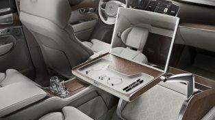 El automóvil más cómodo del mundo es de Volvo