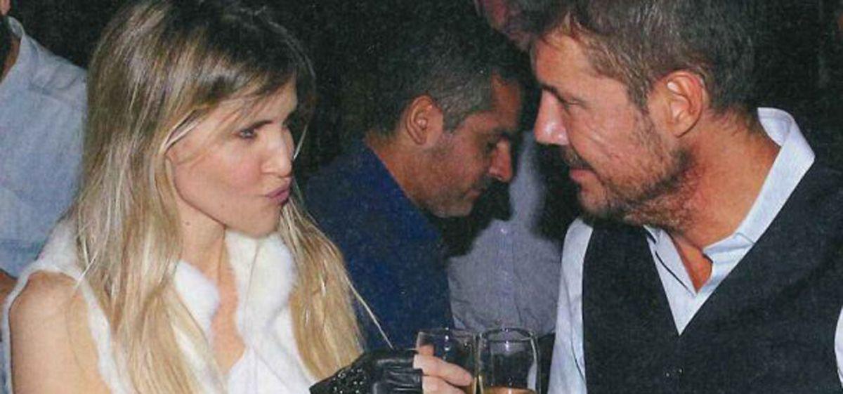 Así fue la reconciliación entre Marcelo Tinelli y Guillermina Valdés