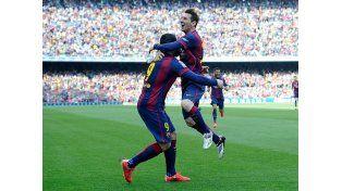 El blooper de Lio Messi que preocupó a todos
