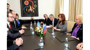 Rusia construirá una central nuclear en Argentina