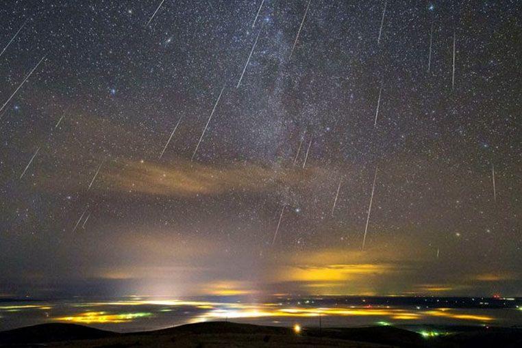 EN VIVO: Mirá acá la espectacular lluvia de estrellas sobre la Tierra