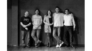 Hay equipo. La banda nació en 2013 y se caracterizó por reversionar canciones clásicas.