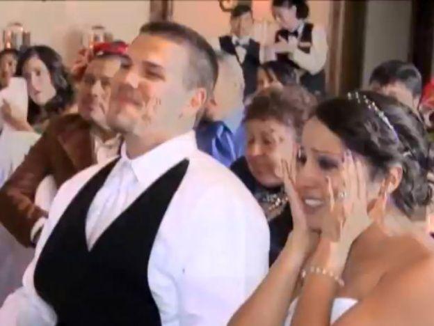 Se dio cuenta que otro hombre amaba más a su futura mujer que él