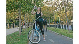Destacan los beneficios a la salud del uso cotidiano de la bicicleta
