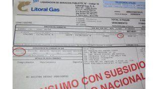 Está por vencer el subsidio al gas y piden renovarlo