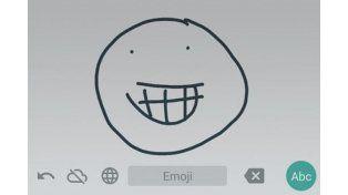 Una app para Android que interpreta la escritura a mano