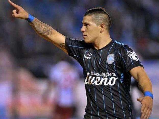 """El delantero que convirtió un gol """"a lo Palermo"""" fue operado de la rodilla"""