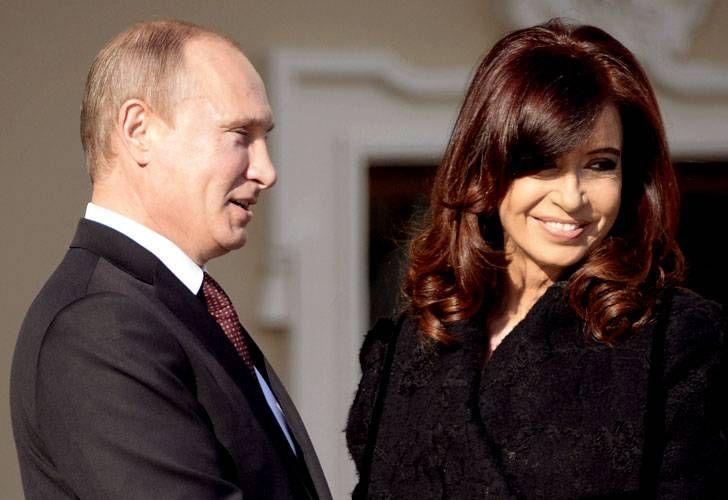 Cristina llegará esta martes a Rusia tras una escala en Granada, para visitar la ciudad andaluza
