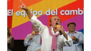 Del Sel se consolida como el más votado entre los candidatos a gobernador de la provincia