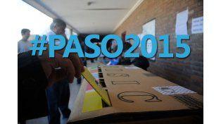 #PASO2015: los santafesinos eligieron a sus candidatos para las generales