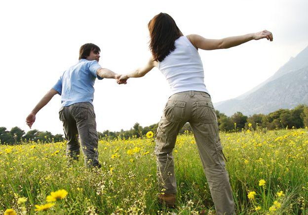 Disfrute. Los espacios en pareja son fundamentales para alimentar el amor.