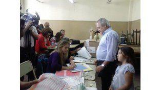 Mario Barletta llamó a participar del proceso electoral