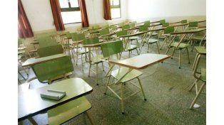 En Santa Fe. Escuelas y facultades de la UNL estuvieron cerradas.