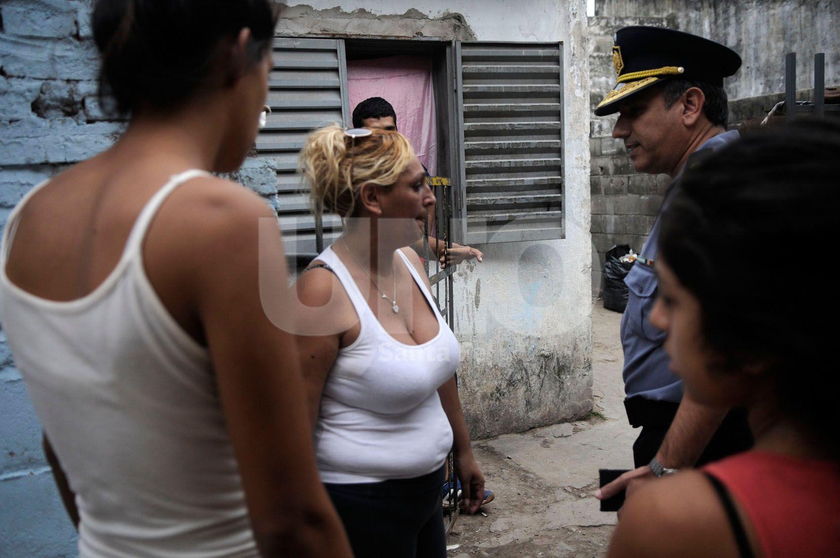 Balearon otra vez la casa de Ayelén en barrio Villa Hipódromo