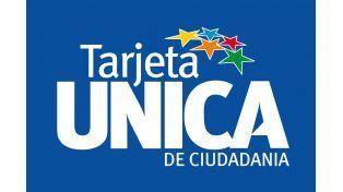 Acreditarán el lunes 20 de abril los fondos de la Tarjeta Única de Ciudadanía