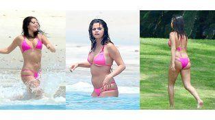 ¿Embarazada? ¡La nueva figura de Selena Gomez!