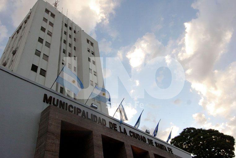 Atención reducida en el Palacio Municipal por un desperfecto eléctrico