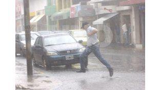 Cesó el alerta por tormentas para el centro provincial