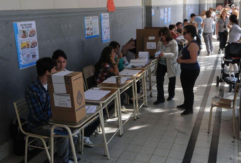 Más de 17 mil santafesinos se eximieron de votar en las PASO