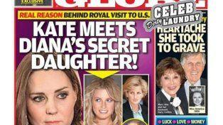 Escándalo en Gran Bretaña por la aparición de una presunta hija secreta de Lady Di