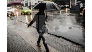 Emitieron un alerta por tormentas fuertes para la región